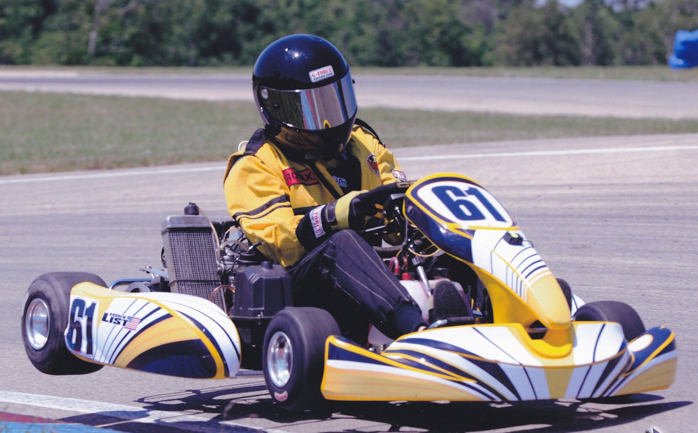 Andrew List Race Car Coaches