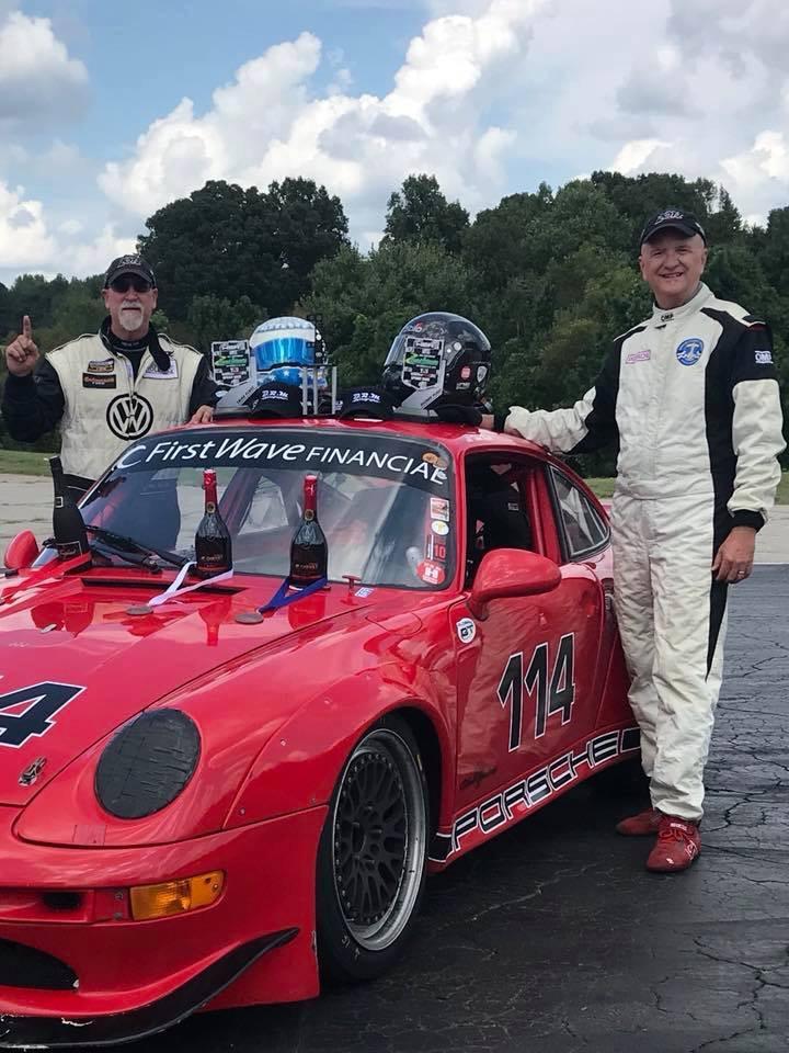 Ron Zitza Race Car Coaches